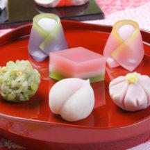 春の生菓子