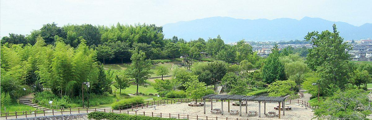 竹取公園全景